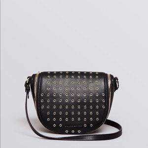 Burberry studded crossbody